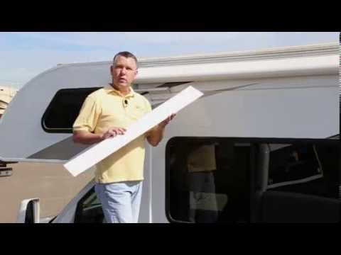 Awning Pro-Tech Flap Extension Install & Info video - YouTube