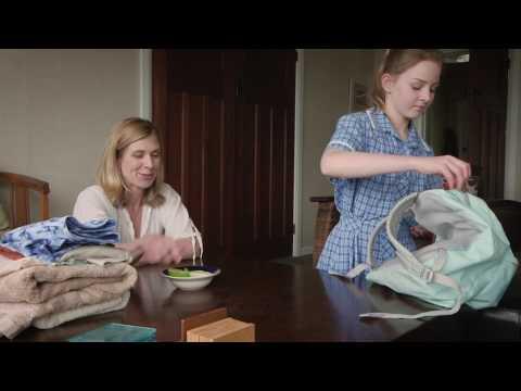 AMELIA SPEAKING- NZ FOSTER CARE FILM