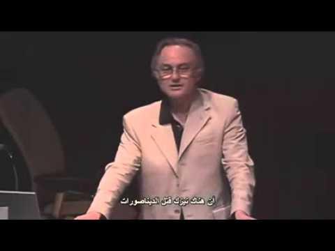 Richard Dawkins - Militant atheism TED talks