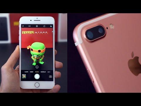 iPhone 7 Plus : Test du double capteur photo