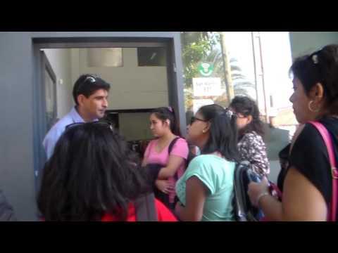 Largas filas para sacar el boleto estudiantil con la SUBE