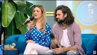 Davide Maiale și Claudia Pasquariello, despre experiența lor la X Factor