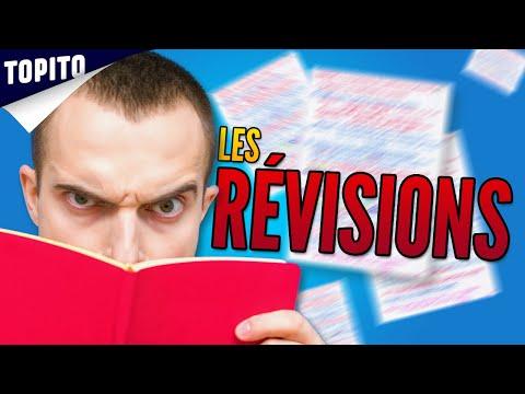 """TOP 6 DES DIFFÉRENTS TYPES DE """"RÉVISIONNEURS"""", allez hop au boulot !"""
