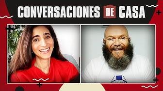 La Casa de Papel | Alba Flores, Darko Peric & Hovik Keuchkerian: Conversaciones de Casa