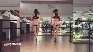 DURA - Daddy Yankee ( Dura Challenge en Ballet )