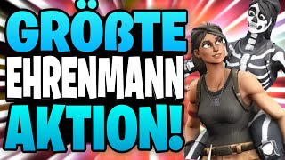 💖😨 Absolute Ehrenaktion... !! | Fortnite Battle Royale