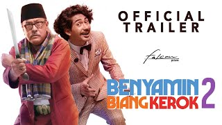 Benyamin Biang Kerok 2 - Official Trailer I 18 September 2020 di Disney + Hotstar