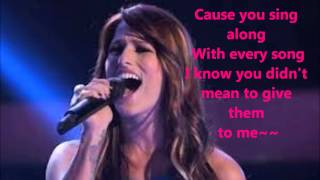 Cassadee Pope Over You Lyrics on screen 1080p HD.mp3