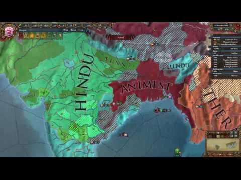 Europa Universalis 4 Mare Nostrum - Animal Kingdom Take 3 Part 14
