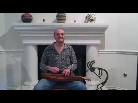 Mark Gilston - Three Bourrées from Auvergne on mountain dulcimer