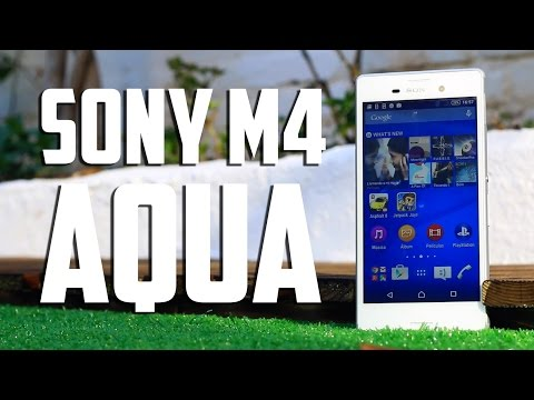 Sony Xperia M4 Aqua, Review en español