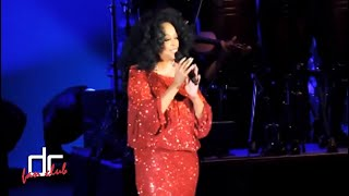 Diana Ross - Touch Me In The Morning @Hollywood Bowl 2016