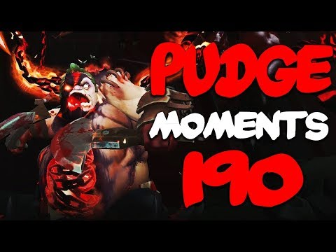 Dota 2 Pudge Moments Ep. 190 thumbnail