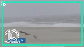 Tropical Storm Isaias hits New York City and New Jersey