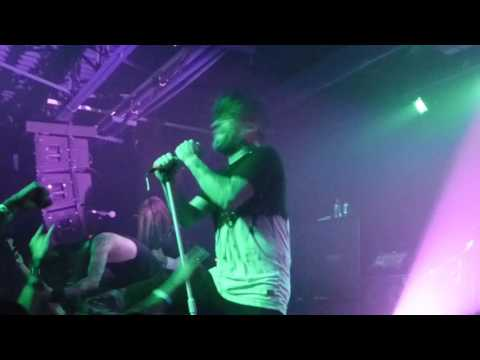 Suicide Silence - Listen (1st Time Live / NEW SONG) LIVE [HD] 2/19/17
