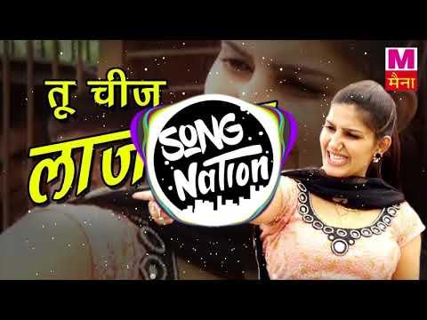 Tu Cheez Lajawab | Top Haryanavi Song | DJ Mix