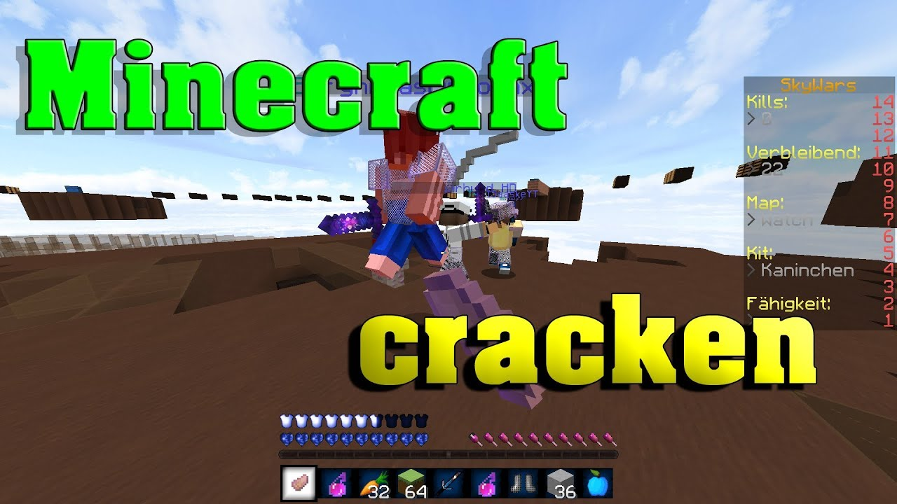 Minecraft Cracked Multiplayer TUTORIAL DOWNLOAD - Minecraft kostenlos online spielen vollversion deutsch ohne download