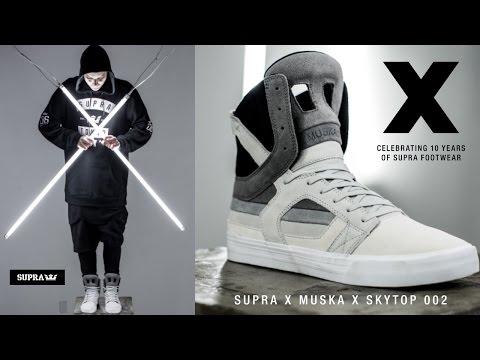 SUPRA Decade X Drop II \