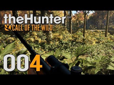 theHunter: Call of the Wild   004 - Verletzte Tiere rennen weg