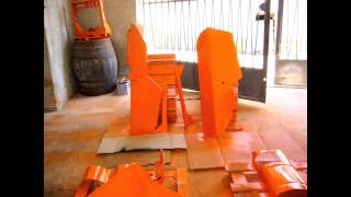 Restauro FIAT 505C Rocci