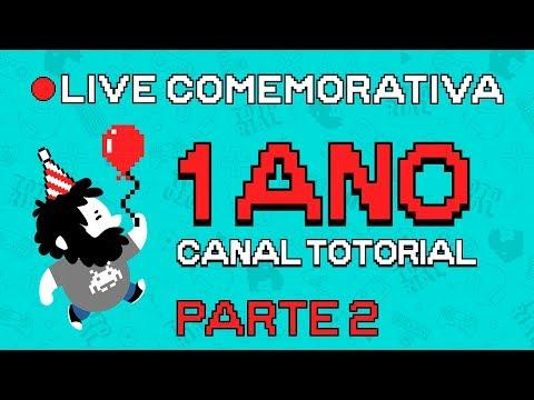 MARATONA LIVE 12 ANOS DE TOTORIAL AMO VOCES 12 HORS EU QUERO DIZER OBRIGADO