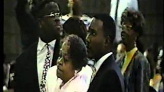 "Dr. Mattie Moss Clark ""I Can Do All Things Through Christ"" 1992"