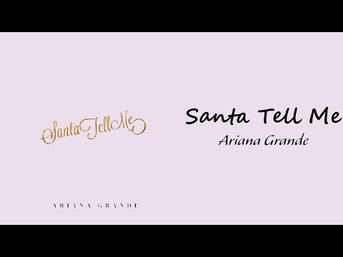 ariana-grande---santa-tell-me-//-1-hour