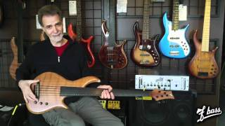 F Bass In Stock: AC5-Classic
