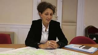 Marie Lajus, préfète de la Charente sur le mouvement des gilets jaunes en Charente