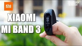 Электроника с Gearbest xiaomi Band 3 Xiaomi bluetooth  Электроника из Китая