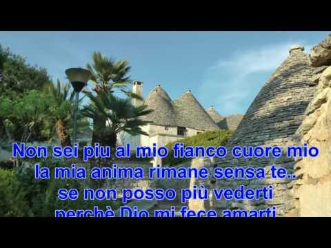 STORIA DI UN'AMORE ITALIANO ( historia de un amor)  Karaoke *female* mi-