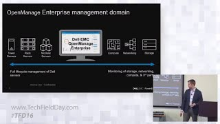 Dell EMC OpenManage Enterprise with Brian Doty