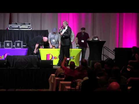 DigiGames Live on Stage - Las Vegas Mobile Beat
