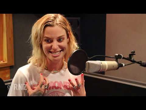 Gin Wigmore discusses motherhood.