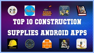 Top 10 Construction Supplies Android App | Review screenshot 1