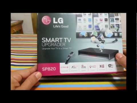 LG Smart TV SP820