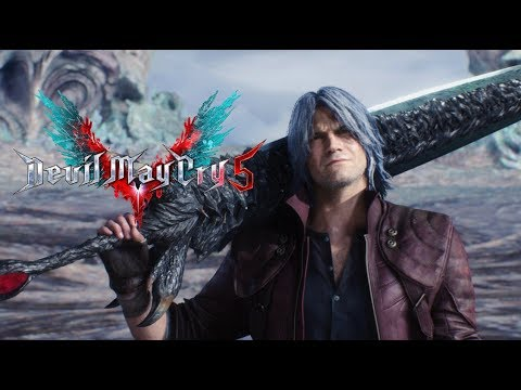 Devil May Cry 5 - Dante vs Final Boss - (No damage DMD M19) thumbnail