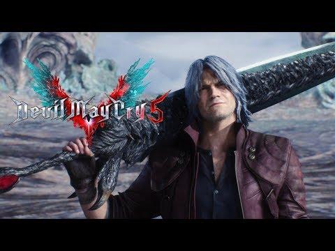 Devil May Cry 5 - Dante vs Final Boss - (No damage DMD M19) thumbnail