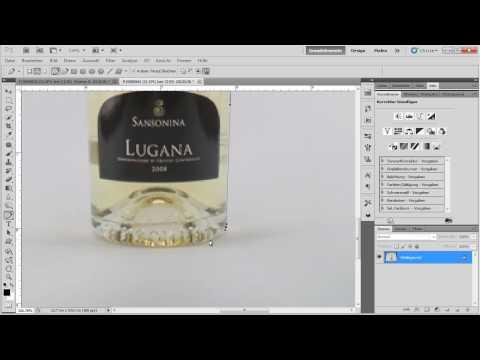 104 Photoshop Tutorial - Produktfotos freistellen