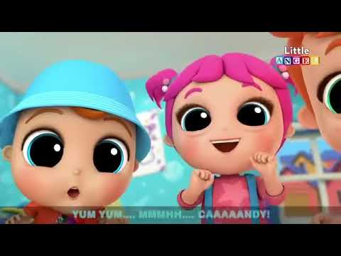 suprise Egg nursery rhymes song - viola song TV nursery ...