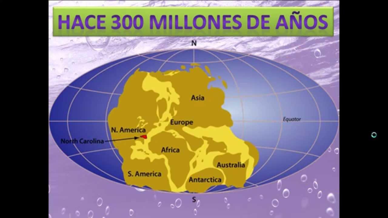 Como se formaron los continentes pangea youtube for Como se cocinan los percebes