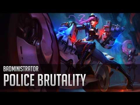 Badministrator - Police Brutality (Vi Tribute) [Prod Fung Sway]