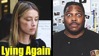 Amber Heard pt 2 exposed in new Audio leak | WHERE IS THE MEDIA ON THIS?
