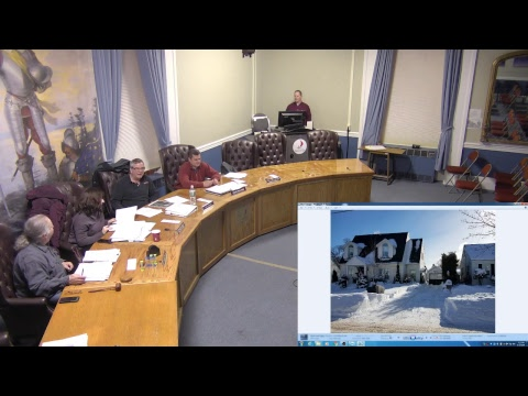 City of Plattsburgh, NY Zoning Board  1-22-19