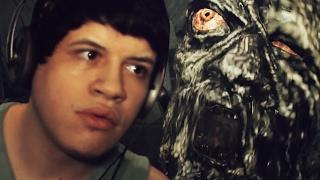 Tamanho desse Monstro! - RESIDENT EVIL 7
