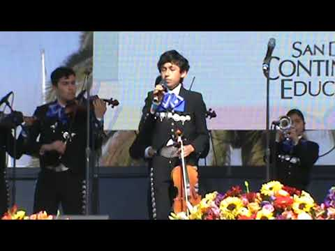 Mariachi Tesoro De San Fernando National City 2018