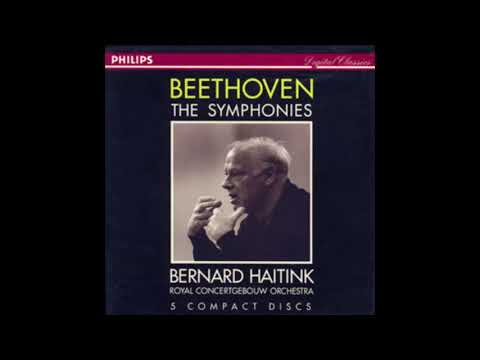 BEETHOVEN: Symphony No. 2 in D major op. 36 / Haitink · Concertgebouw Orchestra