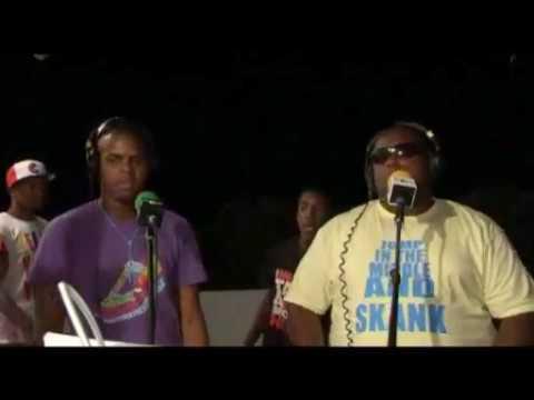 BBC Radio 1Xtra's DJ Cameo hosts a massive Ayia Napa freestyle