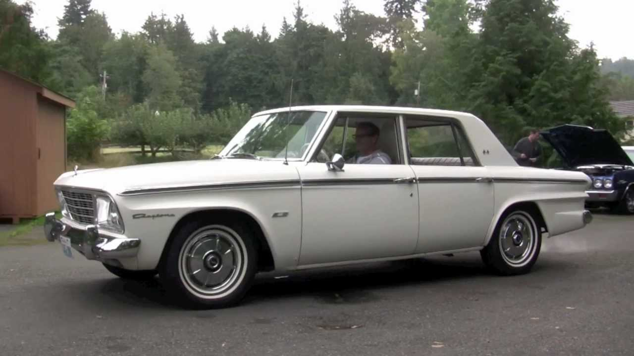 1964 Studebaker Daytona Youtube