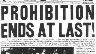 In Defense of Prohibition - TYT History (Professor Rich)